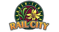 Rail City Garden Center Logo