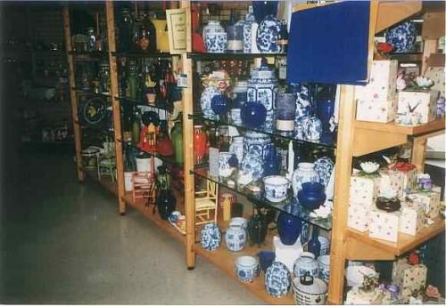 Ornamental Pots