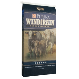 Purina® Wind and Rain® STORM™ Fescue Minerals