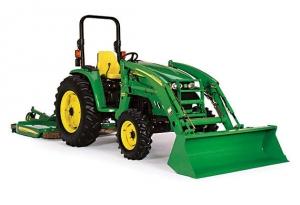 Tractor, John Deere 3032E