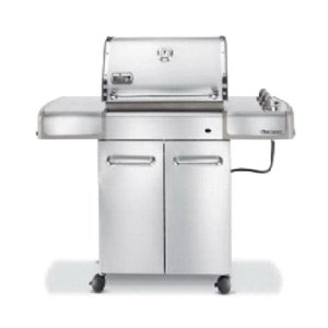 Weber 3770001 Genesis S-310 SS LP Gas Grill
