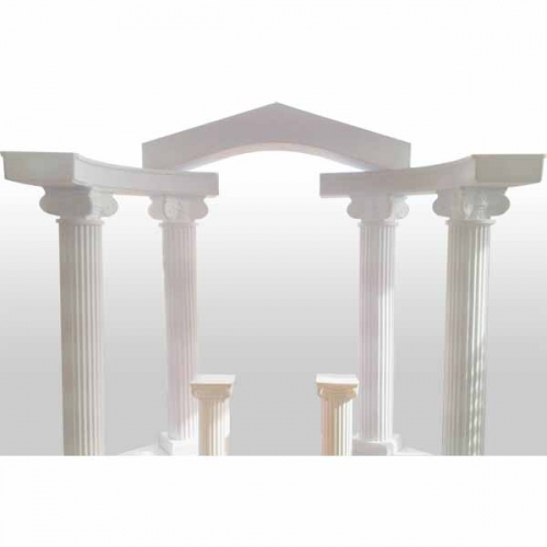 Greek Column Arch Set Noonan Grand Rental Springfield Il