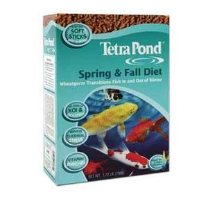 1.72Lb. Spring & Fall Diet Pond Sticks