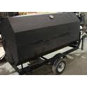 Tow Behind Propane Grill
