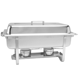 Chafer, Full, 1/2 and 1/3 pans avail