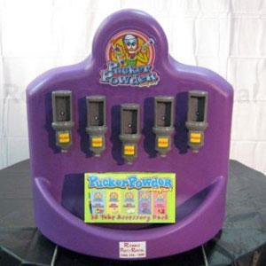 used pucker powder machine for sale