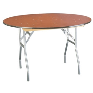 6' Round Table