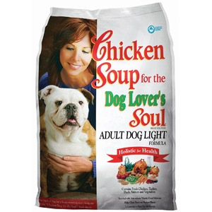 Chicken Soup for the Pet Lover's Soul® Adult Light Dog Formula