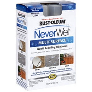 NeverWet Liquid Repelling Treatment