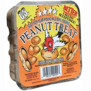 Peanut Treat Suet Cake