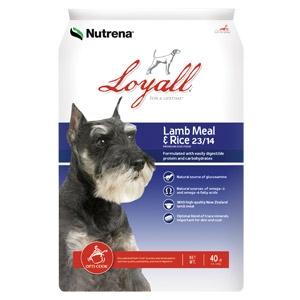 Nutrena® Loyall Lamb Meal & Rice 23/14 Dog Food