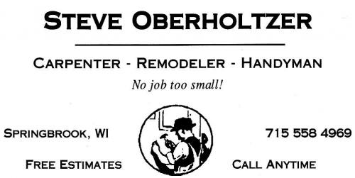 Steve Oberholtzer Complete Construction