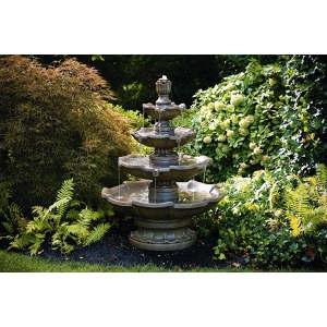 Small 4-Tier Fountain