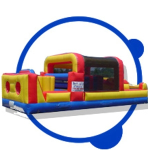 Obstacle Course - Inflatable
