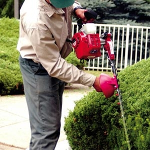 Little Wonder Double Edge Gas Hedge Trimmer
