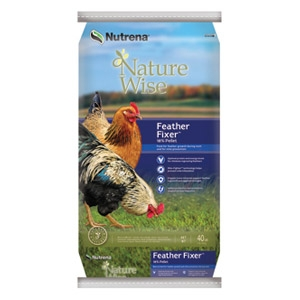 $1 Off Nutrena Feather Fixer 50 Lb.