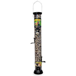 Droll Yankees Onyx Clever Clean Feeder 24