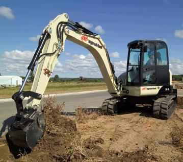 Ingersoll Rand, ZX-75 72HP Mini Compact Excavator
