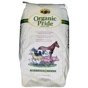 Organic Pride Poulty Layer Crumble 16%