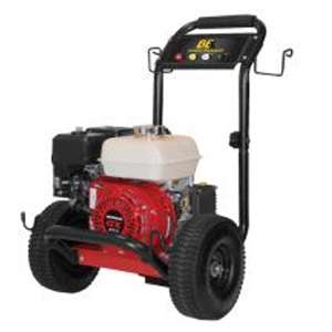 BE Pressure 196cc Honda GX200 2500psi Pressure Washer