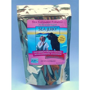 Sea Jerky® Salmon & Sweet Potato Dog Treat