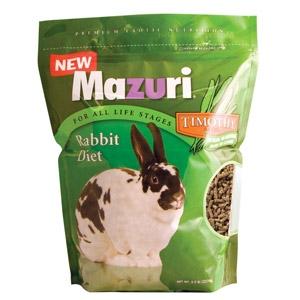 Mazuri® Rabbit Diet with Timothy