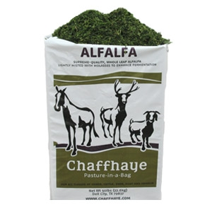 Chaffhaye Pasture-in-a-Bag