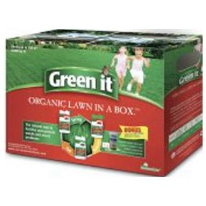 Green It™ Organic Lawn in a Box