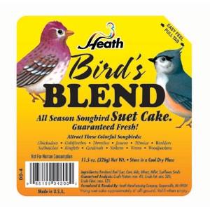 Bird's Blend Suet