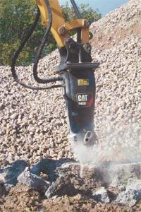 CAT H35ES Breaker for 301.7 Excavator