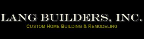 Lang Builders, Inc.