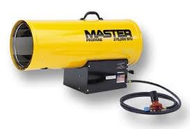 375K BTU Propane Heater