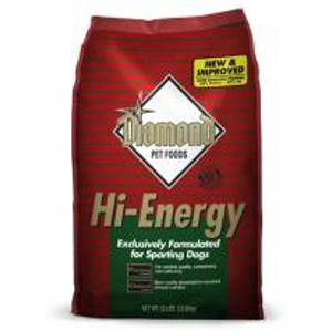 $5 off Diamond Hi-Energy Dog Food