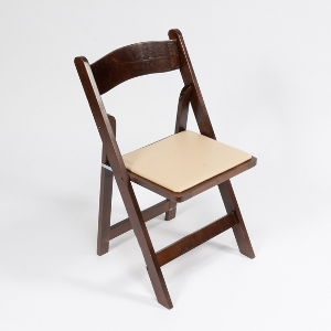 Pre Sales, Fruitwood Folding Chair