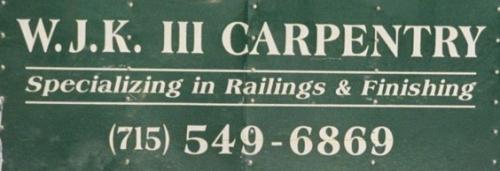 WJK Carpentry LLC
