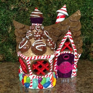 Georgetown Candy Shoppe Fairy House