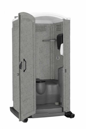 Deluxe portable toilet chatfield power true value just Deluxe portable bathrooms