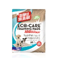 Bramton Company ECO-CARE Puppy Training Pads - 10 Pad Pack