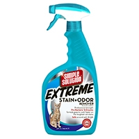 Bramton Simple Solution® Extreme Cat Stain & Odor Remover (32 fl. oz. spray)