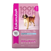 Eukanuba Large Breed Weight Control, 15 Lb