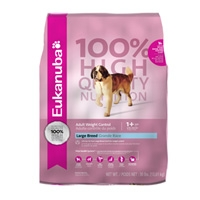 Eukanuba Large Breed Weight Control, 30 Lb