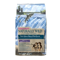 Eukanuba Puppy Natural Wild Salmon and Rice, 28 Lb