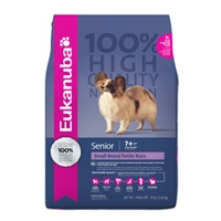 Eukanuba Small Breed Senior, 16 Lb