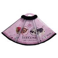 See Cone - Black Trim  --  Small