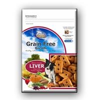 Tuffy's Pet Food Nutrisource Grain Free Liver Biscuit, 6/14oz.