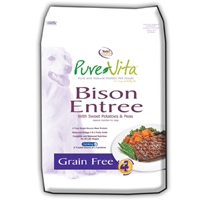 Pure Vita Bison Dog Food