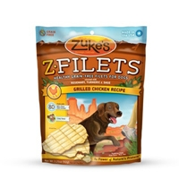 Zuke's Performance Z-Filets Glazed Chicken 3.25 oz.