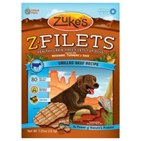 Zuke's Grain-Free Z-Filets Dog Treats