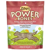 Zuke's Performance Power Bones Chicken & Rice Flavor 6 oz. Pouch