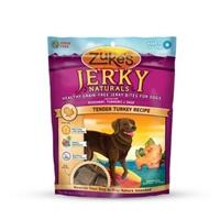 Zuke's Grain Free Jerky Naturals Turkey  6 oz.
